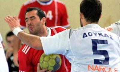 Στηβ Παπαδοπουλος φιλιππος βεροιας χαντμπολ