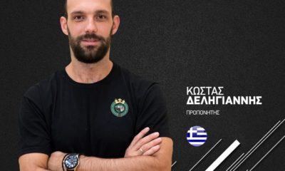 Δεληγίαννης Κώστας Διομηδης Άργους προπονητης