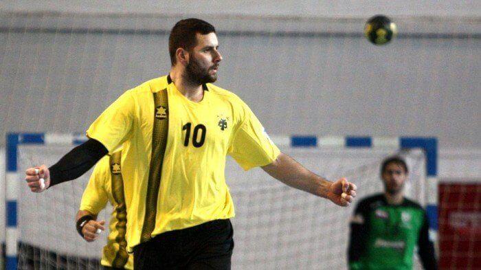 Αποτέλεσμα εικόνας για παναγιωτης νικολαιδης handball