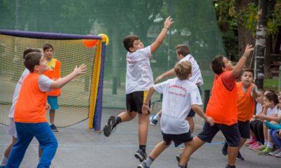 street-handball Αθηναϊκος