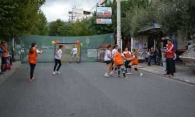 street handball βυρωνα