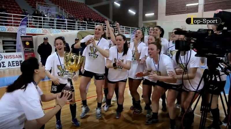 f8e7b0ac429 Μέσα σε κλίμα εορταστικό από την κατάκτηση του Κυπέλλου Ελλάδας στην  Κοζάνη, η Νέα Ιωνία επέστρεψε στη… ρουτίνα του πρωταθλήματος, νικώντας με  όλη της την ...