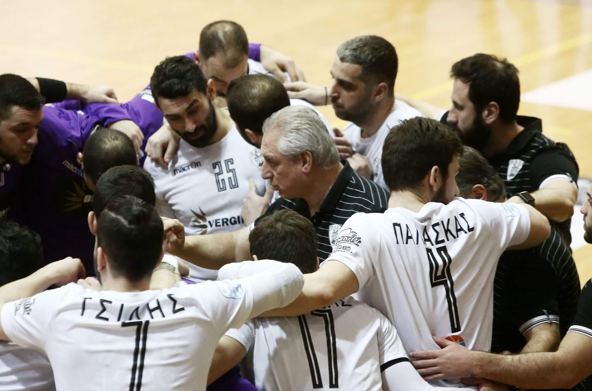 Χθες το e-handball.gr είχε αναφέρει στις δηλώσεις συμμετοχής Ολυμπιακού  (EHF Cup) και ΑΕΚ (Τσάλεντζ Καπ) με την υποσημείωση πως υπάρχει εκκρεμότητα  με τις ... 2b5cb6064aa