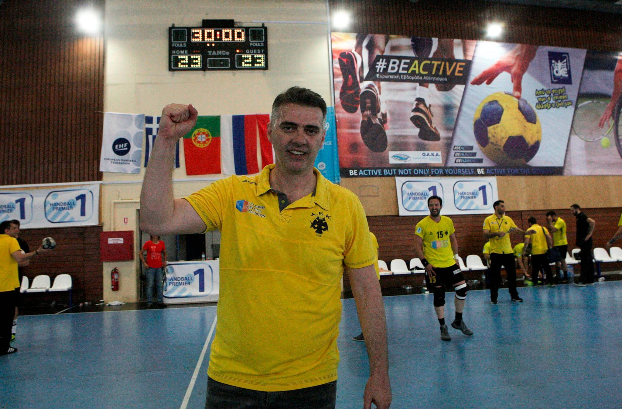 «Υπερήφανος για τους αθλητές μου» - e-HandBall.gr 106aa57509c