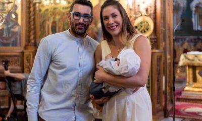 Μαστορογιαννης Στρατακη βαφτιση χαντμπολ