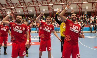 Ντινάμο Βουκουρεστίου champions league χάντμπολ