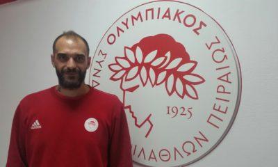 Τσιλιμπάρης Φωτογραφία Ολυμπιακός