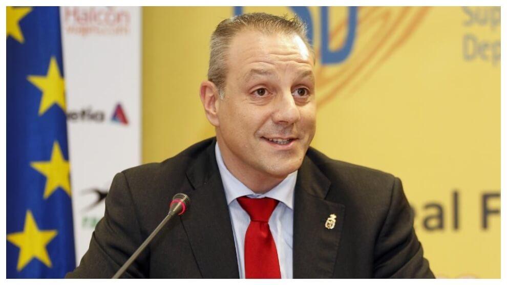Πρόεδρος της Ισπανικής Ομοσπονδίας χάντμπολ ξανά ο Μπλάσκεζ