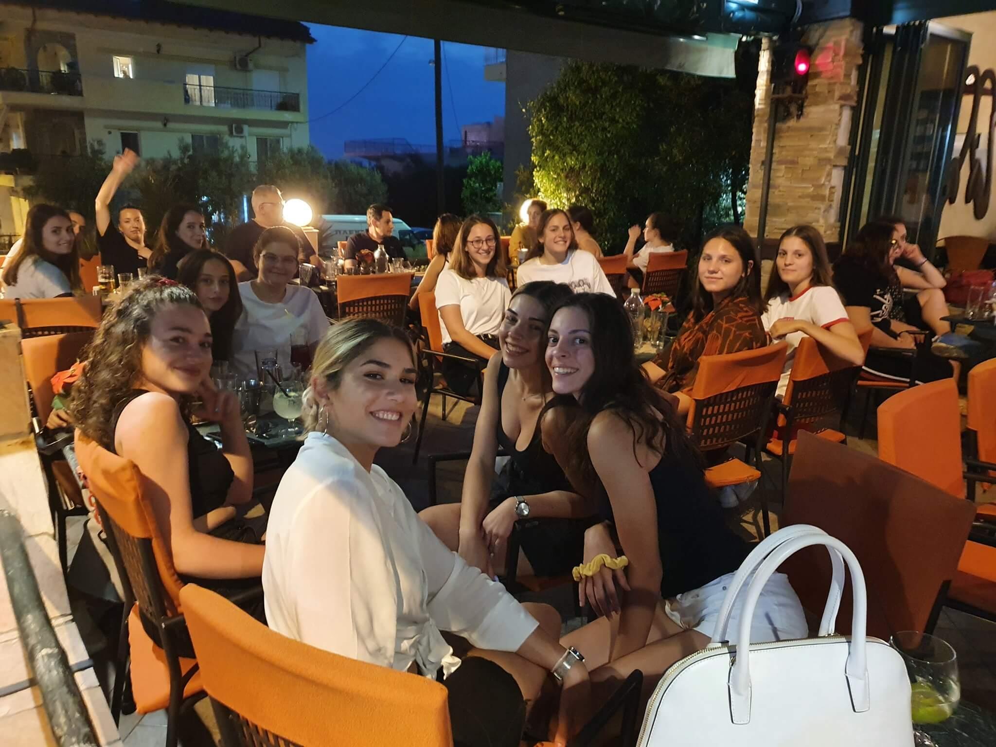 Πυλαία: Ξεκίνημα για τις γυναίκες του συλλόγου